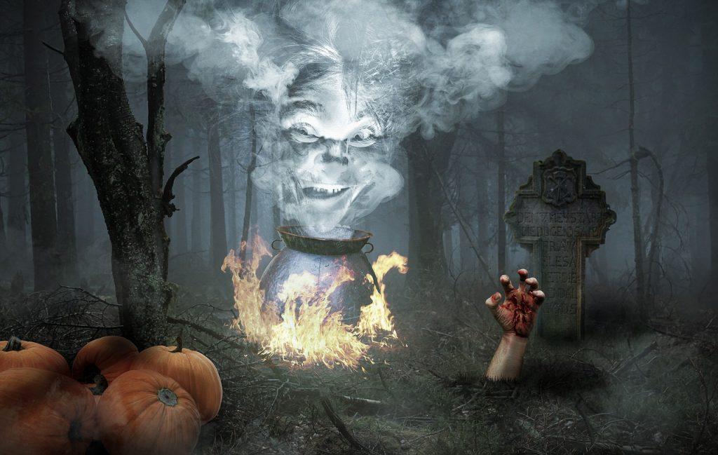 halloween, horror, weird
